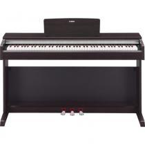 Piano Digital com Painel Inglês Arius YDP-142 Marrom YAMAHA - Yamaha