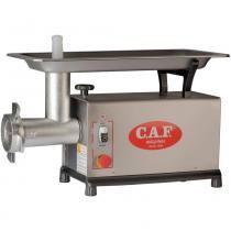 Picador de Carne CAF 22 SM - Inox - Selo Inmetro - CAF -