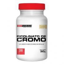 Picolinato de Cromo - 100 Cápsulas - BodyBuilders -