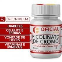 Picolinato de cromo 350 mcg 90 cápsulas - Oficialfarma