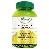 Picolinato de Cromo 60 Cápsulas 250mg Fitoplant -