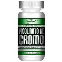 Picolinato de Cromo 60 Cápsulas - Neo Nutri