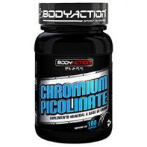 Picolinato de Cromo Chromium Picolinate - Body Action c/ 100 Cápsulas
