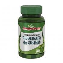 Picolinato de Cromo - SempreBom - 90 Cáp - 550 mg -