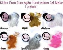 Pigmentos Iluminadores Glitter Cat Make -