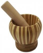 Pilão de bambu jolly - Jolly