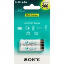 Pilha Recarregavél Aaa 900mah B2gn - Sony - Sony