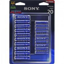 Pilha sony almx-b20d alc 10 aa + 10 aaa - Sony