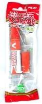 Pincel Quadro Branco Comrefil Wbma-bmm Vermelha Pilot -