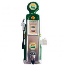 Pingômetro Bomba De Combustível 1 Garrafa Verde Petrobrás - Versare anos dourados