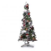 Pinheiro Rústico Decoração Natal Natural - Cromus ea167b8e06f