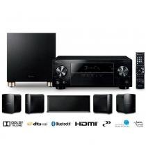 Pioneer Htp-074 Home Theater 5.1 Bluetooth -