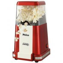 Pipoqueira Elétrica Philco Popnew - 1/2 Xícara de Pipoca Vermelha
