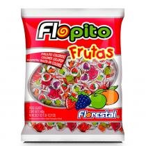 Pirulito Flopito Frutas c/50 - Florestal -