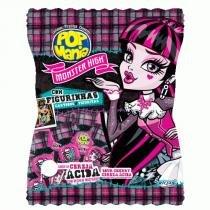 Pirulito Pop Mania Monster High 600g - Freegells -