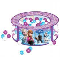 Piscina de Bolinhas Infantil Disney Frozen - 2286 - Lider - Lider Brinquedos