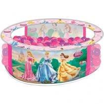 Piscina de Bolinhas Infantil Princesas Disney 2090 - Lider - Lider Brinquedos