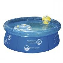 Piscina Infantil 1000 Litros Splash Fun - Mor -