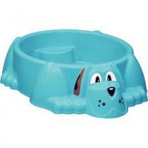 Piscina infantil azul 30 lts - AQUADOG - Tramontina - Tramontina