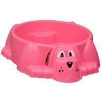 Piscina infantil rosa 30 lts - AQUADOG - Tramontina - Tramontina