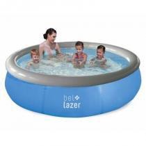 Piscina inflável bel life 1000 litros - Bel Lazer -