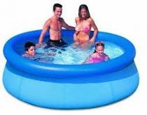 Piscina Inflável Redonda Easy Set 2419 Litros Intex -