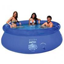 Piscina inflável splash fun 1,65mx55cm 1000 l - 10489 - mor -