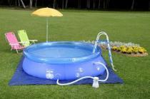 Piscina Inflável Splash Fun Ø3,00m x 76cm 4600 Litros Mor - Mor