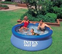 Piscina Intex Inflável 2419 Litros STANDARD 28110 - Intex