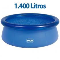 Piscina Redonda 1.400 Litros Inflavel Splash Fun - Mor