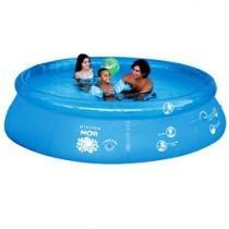 Piscina Redonda Splash Fun 4600 Litros - Mor