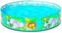 Piscina Snapset Animais Divertidos 288 Litros - Intex -