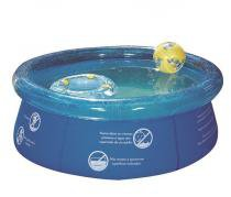 Piscina splash fun 1000l - mor -