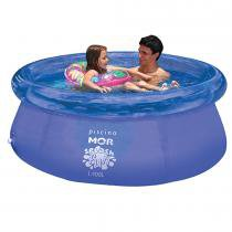 Piscina Splash Fun 1400 Litros 180x63cm 1052 - Mor - Mor