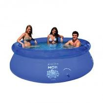 Piscina Splash Fun 2400 Litros 240x63cm 1053 - Mor - Mor