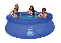 Piscina splash fun -2400 litros -  mor -