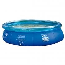 Piscina Splash Fun 3400 Litros 270x70cm 1050 - Mor - Mor