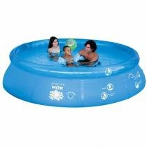 Piscina Splash Fun 4600 litros - 1054 - MOR
