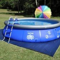 Piscina Splash Fun 6700 L - Mor