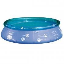 Piscina Splash Fun 7800 Litros 360x90cm 1051 - Mor - Mor