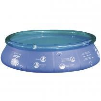 Piscina Splash Fun 9000 Litros 390x90cm 1056 - Mor - Mor