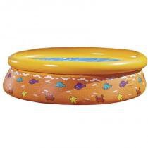 Piscina Splash Fun Estampada 520 Litros 1799 - Mor - Mor