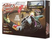 Pista Crash Racers  - Multikids