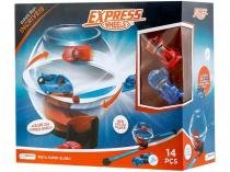 Pista Express Wheels Super Globo - Multikids