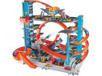 Pista Hot Wheels Ultimate Garage Mattel - FTB69