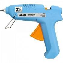 Pistola de cola 60w hm60 bivolt hikari -