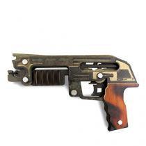 Pistola de Elastico - Preto - Único - Gorila Clube