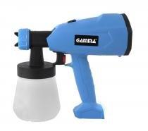 Pistola de pintura elétrica 350w 700ml 127v - Gamma - Gamma