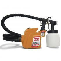 Pistola de pintura pulverizadora elétrica 450 watts - HV500 (220V) - Intech machine