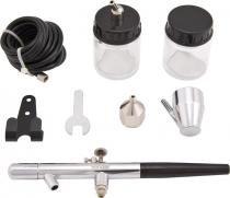 Pistola para pintura aerógrafo 0,7 pcm aj-008 - Vonder -